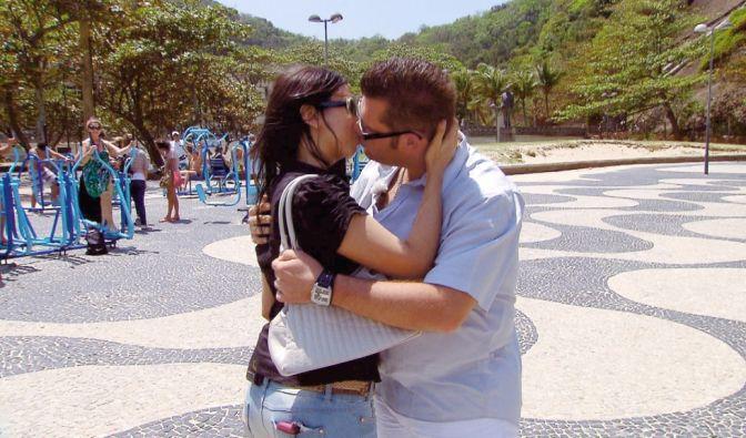 Wildes Geknutsche in Rio - hat Dennis in Cristina seine wahre Liebe gefunden? (Foto)