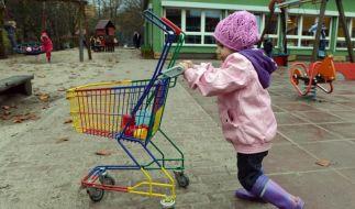 Babysitten kann sich finanziell lohnen. (Foto)