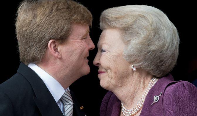 Die Niederlande haben nach 33 Jahren ein neues Staatsoberhaupt: König Willem-Alexander. (Foto)