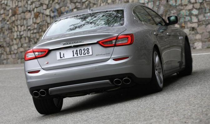 Die besten Bilder zu Maserati Quattroporte S Q4: Quattro-Porte (Foto)