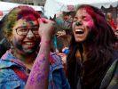 Holi-Festival New York (Foto)