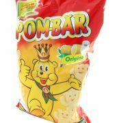 Fettig und salzig, aber kindgrecht: Pom-Bär von funnyfrisch schließt den Kreis der dreistesten Werbelügen.