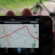 Naviki bietet Routenvorschläge fürs Rad. Einziges Manko ist die Registrierungspflicht.
