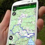 ViewRanger verwandelt ihr Handy oder Tablet in ein voll ausgestattetes Outdoor-Navi. Für Android ist die App kostenlos.