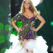 Inzwischen läuft Heidi nicht mehr in der Victoria's Scret Fashion Show.