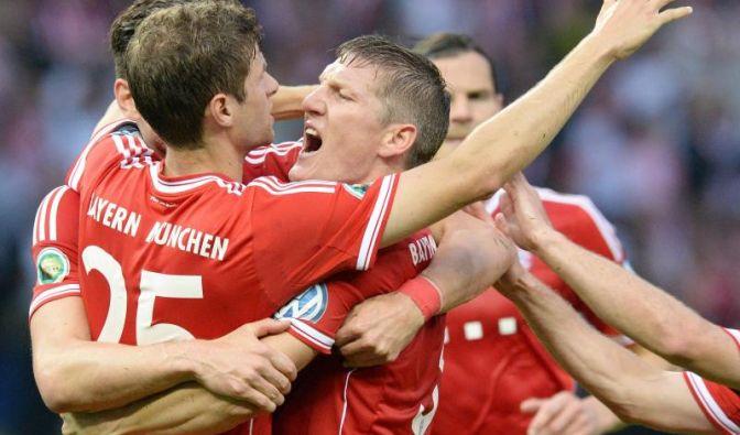 Der Triumph der Bayern ist historisch. Als erste deutsche Mannschaft (und als siebte europäische überhaupt) gelang dem FCB das Triple.