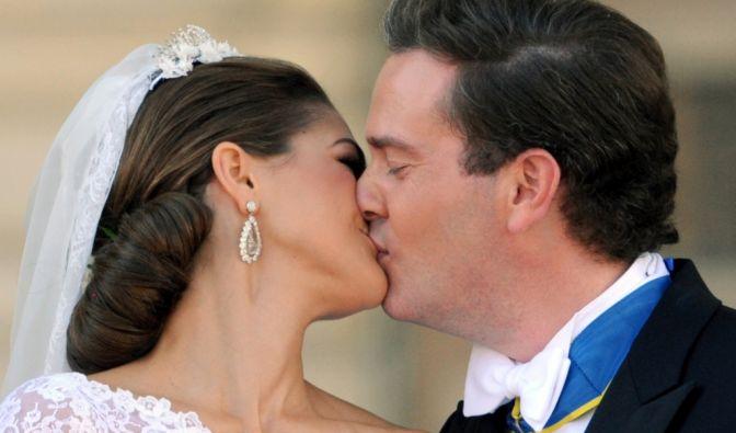Ein hübsches Paar: Prinzessin Madeleine von Schweden und Chris O'Neill sind Mann und Frau. (Foto)