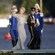 Die Mutter des Bräutigams, Eva Maria Walter, ist Österreicherin.