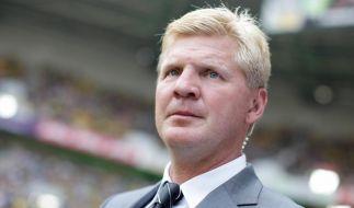 Stefan Effenberg ist der neue Trainer beim SC Paderborn. (Foto)