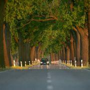Auf Deutschlands Straßen ist der Weg das Ziel.