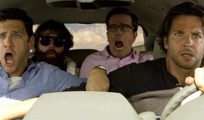 2013 gibt es ein Wiedersehen mit dem Chaos-Gespann Doug, Alan, Stu und Phil steht ins Haus. Der dritte Teil der Hangover-Reihe startet in den Kinos. (Foto)