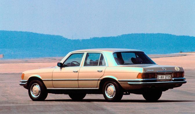 Mercedes-Benz W 116 (Foto)