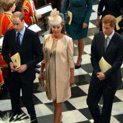 Auch zum 60. Krönungsjubiläum der Queen...