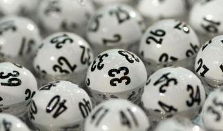 Beim Lotto am Samstag, 14.02.2015, führen diese Lottozahlen zum Glück. (Foto)