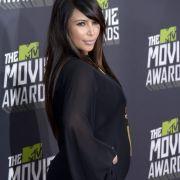 Auf sexy Outfits verzichtete auf Kim Kardashian während ihrer Schwangerschaft nicht.