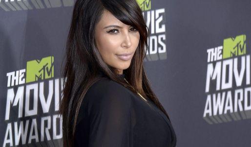Auf sexy Outfits verzichtete auf Kim Kardashian während ihrer Schwangerschaft nicht. (Foto)