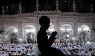 Ramadan 2013 beginnt - mitten im Sommer. Ist es gefährlich, den ganzen Tag nichts zu trinken? (Foto)