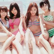 Best of AKB48: Wer von den Mädels der japanischen Girlgroup mit aufs Foto durfte, darüber durften die Fans abstimmen.