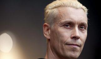 """Farin Urlaub, Sänger der deutschen Punkrock-Band """"Die Ärzte"""". (Foto)"""