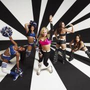 Naomi, Cameron, Natalya (Neidhart), Nikki Bella, Brie Bella