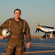John Travolta ergatterte dank seiner Flugleidenschaft einen Werbevertrag mmit Breitling.
