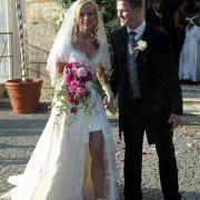 Cora und Ralf Schumacher.