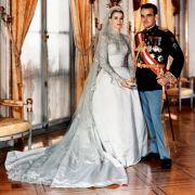 Grace Kelly und Fürst Rainier III.