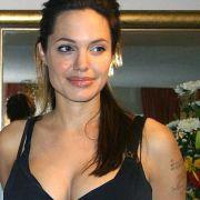 Dabei war Jolie mal so ein Vollweib!