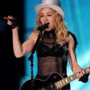 Madonna übertreibt es offensichtlich mit dem Training.