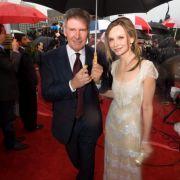Schon immer ein Hungerhaken ist dagegen Calista Flockardt, Ehefrau von Harrison Ford und ehemalige Ally-McBeal-Darstellerin.