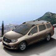 Der Dacia Logan MCV ist der billigste Kombi in Deutschland. Und hinter der großen Klappe steckt eine ganze Menge Stauraum. 1518 Liter - nur eins der Argumente, warum der Logan MCV auf dem ersten Platz landet.