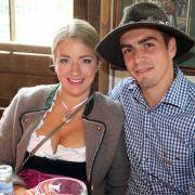 Philip Lahm und Ehefrau Claudia