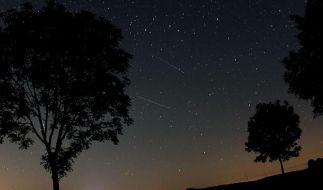 Trübe Sternschnuppen-Aussichten! Die Leoniden werden möglicherweise von Wolken verdeckt. (Foto)