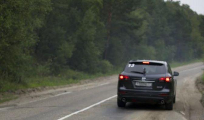 Die besten Bilder zu Sibirien und die Mongolei mit dem Auto: Ritt auf der Asphalt-Rasierklinge (Foto)