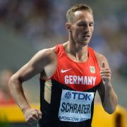 Michael Schrader ist seit 16 Jahren der erste Deutsche, der eine WM-Medaille im Zehnkampf nach Hause bringt. In Moskau ergatterte er Silber.