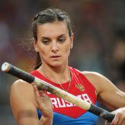 ... Jelena Gadschijewja Issinbajewa. Die Russin übersprang als erste Frau die fünf Meter und gilt als die erfolgreichste Stabhochspringerin aller Zeiten. Die WM soll der Schlusspunkt ihrer Sportler-Karriere sein.