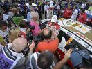 Die besten Bilder zu Rallye Deutschland: VW beim Heimspiel chancenlos (Foto)