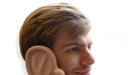Riesenohr Schutzhülle iPhone 4
