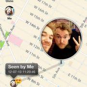 Ein Berliner Startup hat 2013 die Messaging-App DingDong als Beta-Version veröffentlicht. Die App für das iPhone kann Fotos inklusive Standortdaten senden. Die App verzichtet allerdings auf Textinhalte.