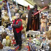 Steve Sansweet sammelt «Star Wars»-Devotionalien. Seine Sammlung ist die größte der Welt.