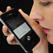 So sorgt Apples Siri für Lacher (Foto)