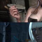 In «Devil May Cry 4» lacht das Gamerherz beim Anblick von Trish, Gloria oder Lady. Die aufreizende Geschöpfe aus Capcoms Actionspiel sind verflucht heiß.