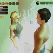 «Die Sims 7 Sins» ist definitiv ein Spiel für Erwachsene: Virtuell kann man es so richtig krachen lassen.