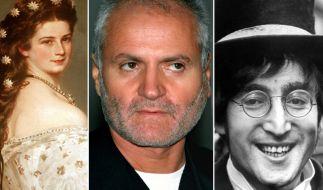 Kaiserin Sissi, Gianni Versace und John Lennon zählen zu den bekanntesten Mordopfern. (Foto)