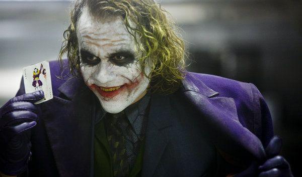 Ebenfalls legendär: Heath Ledger in seiner letzten Rollen als Joker im Film «Batman - The Dark Knight».