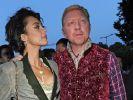 Boris Becker und seine Frau Lily. (Foto)