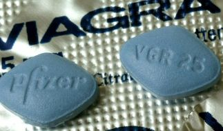 Eine Überdosis Viagra wurde einem 66-jährigen Kolumbianer zum Verhängnis. (Foto)