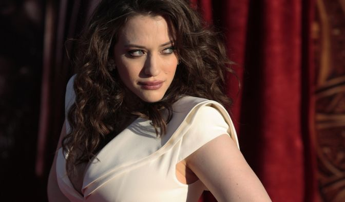 Kat Dennings ist schon in vielen Serien aufgetreten. Seit 2011 ist sie als Max Black im Erfolgsformat «2 Broke Girls» zu sehen. An ihrer Seite... (Foto)