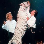 Die Zeiten, in denen Siegfried und Roy auf der Bühne standen, sind längst vorbei.
