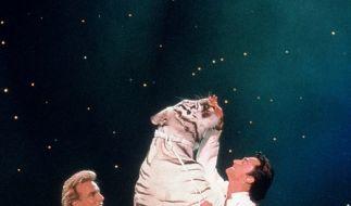 Die Zeiten, in denen Siegfried und Roy auf der Bühne standen, sind längst vorbei. (Foto)